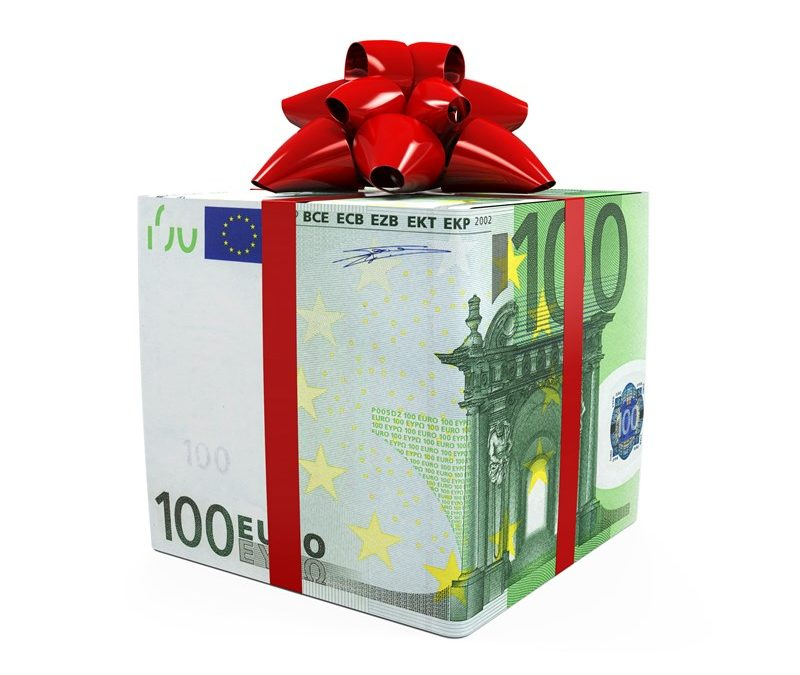 Verkoop certificaten tegen lage prijs geen schenking